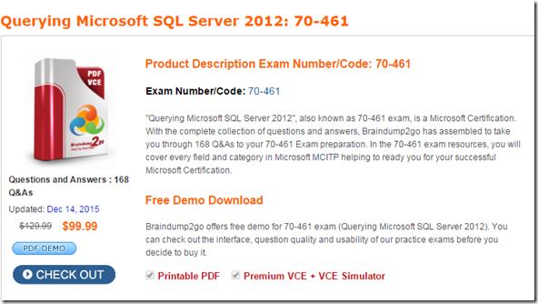 download ebook 70-461