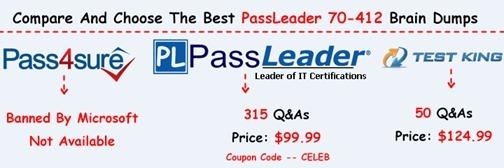 PassLeader 70-412 Brain Dumps[26]