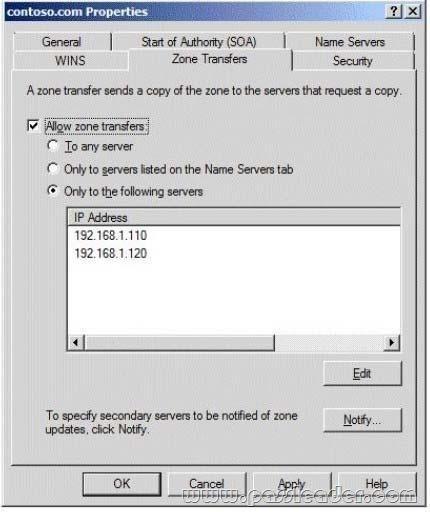 pdf 70-640 windows server 2008 active directory