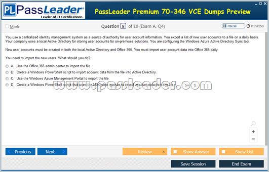 PassLeader-70-346-VCE-Dumps-Scr2