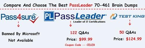 PassLeader 70-461 Brain Dumps[16]