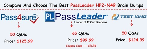 PassLeader HP2-N49 Exam Questions[8]