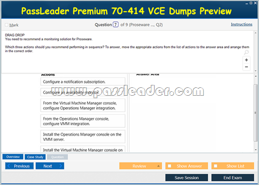 PassLeader VCE Dumps and PDF Dumps For Free — [100% Free
