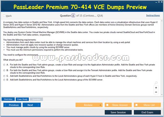 PassLeader-70-414-VCE-Dumps-Scr2