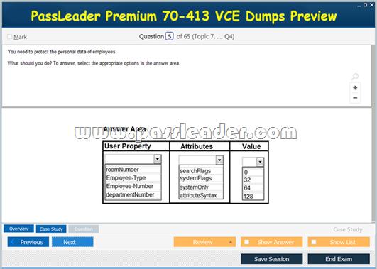 PassLeader-70-413-VCE-Dumps-Scr1