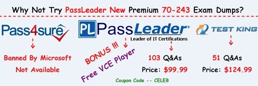 PassLeader 70-243 Exam Questions[25]