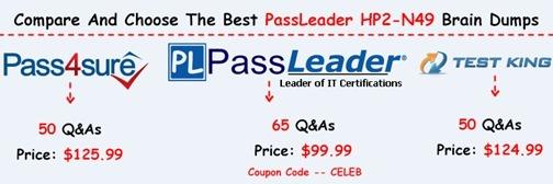 PassLeader HP2-N49 Exam Questions[8]