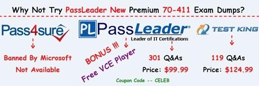 PassLeader 70-411 Exam Dumps[8]