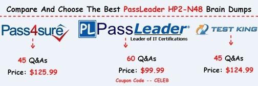 PassLeader HP2-N48 Exam Questions[20]