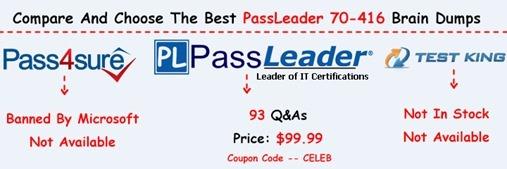 PassLeader 70-416 Brain Dumps[24]