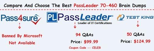 PassLeader 70-460 Exam Dumps[15]