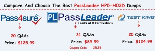 PassLeader HP5-H03D Exam Dumps[16]