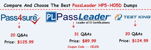 PassLeader HP5-H05D Exam Dumps[20]