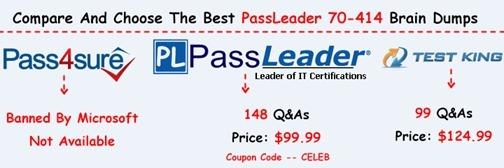 PassLeader 70-414 Brain Dumps[28]
