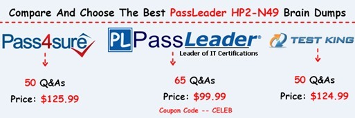 PassLeader HP2-N49 Exam Questions[17]