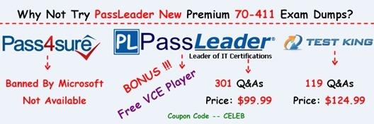 PassLeader 70-411 Exam Dumps[9]